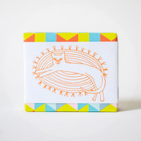 Meow Meow Tweet Grapefruit Mint Organic Soap