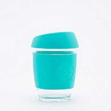 Joco Glass Travel Cup in Turquoise - Urban Outfitters
