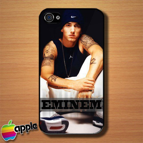 Cool Eminem Custom IPhone 4 Or 4S Case From Merchanstore On