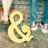 Heartstrings / engagement photo.