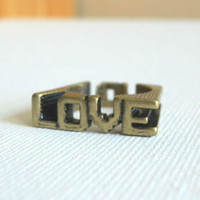 Digital Antique LOVE Ring [2856] - $11.00 : Vintage Inspired Clothing &amp; Affordable Summer Dresses, deloom | Modern. Vintage. Crafted.