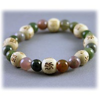 Lucky Karma Jewelry and Meditation Beads