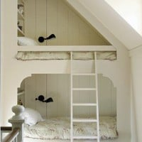lofted bunk