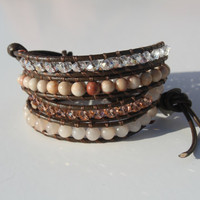 Gorgeous Wrap Bracelet