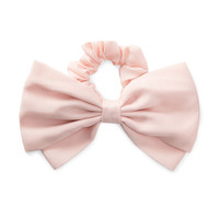 Bow-Topped Scrunchie
