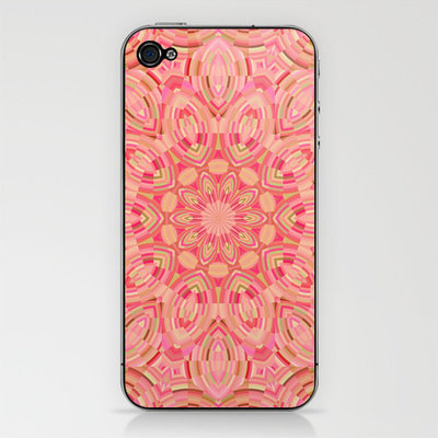 Facets iPhone & iPod Skin by Lisa Argyropoulos | Society6