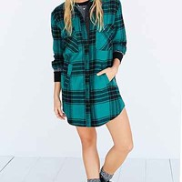 BDG Padded Lumberjack Button-Down Shirt - Urban Outfitters