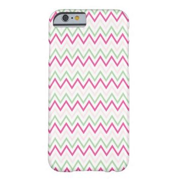 Aztec Zigzag Chevron Tribal Pattern iPhone 6 Case