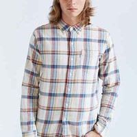 Levis Plaid Slim-Fit Button-Down Shirt - Urban Outfitters