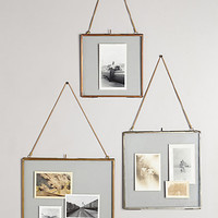 Hinged Hanging Mirror by Anthropologie