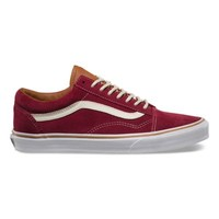 Vans Work Floral Old Skool (cordovan
