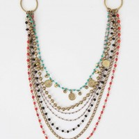 Altar'd State Coin Toss Necklace | Altar'd State