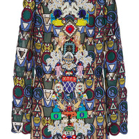 Mary Katrantzou | Dixicult embellished macramé lace mini dress | NET-A-PORTER.COM