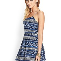 ASOS Fashion Finder | Folk Print Woven Dress
