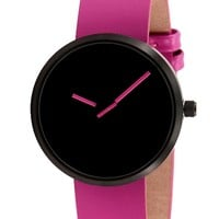 Sometimes Watch in Magenta by Projects - Pop! Gift Boutique