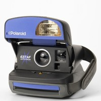 Impossible Vintage Express 637 Polaroid Instant Camera Set - Urban Outfitters