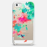 Watercolor Pond iPhone 5s case by Kwan Budi | Casetify