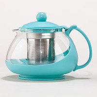 Aqua Glass Teapot Infuser