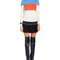 Cynthia Rowley - Puzzle Piece Sweater Set | Tops