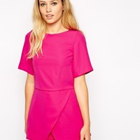 Warehouse Skort Detail Playsuit