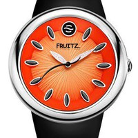 Fruitz Philip Stein Classic Papaya Watch Natural Frequency F36S-PA-B