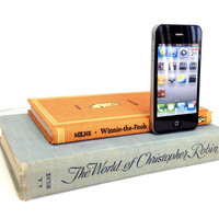 Winnie the Pooh and Christopher Robin, Too - Vintage Double booksi for iPhone and iPod