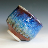 Tea bowl, handmade ceramic tea cup, ceramic and pottery