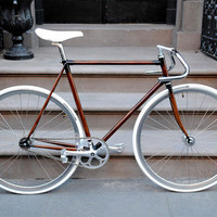 Rob's Woodgrain Bike Frames | Cool Material $1500