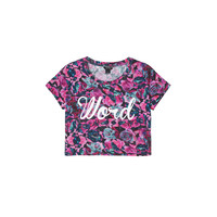 Monki | Tops | Mimmi tee printed