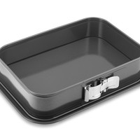 Kaiser La Forme Plus Rectangular Springform Cake Pan