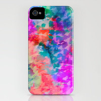 Rainbow Leopard iPhone Case by Amy Sia | Society6