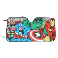 Marvel Avengers Retro Accordion Sunshade