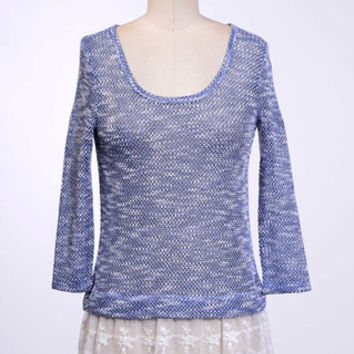 Midsummers Love Lace Sweater