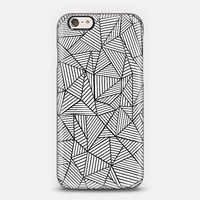 Abstraction Lines #2 iPhone 6 case by Project M | Casetify