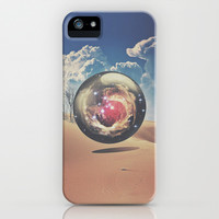 Orb v01 iPhone & iPod Case by MAYSGRAFX