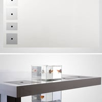 Mac Milk: Chic White Apple-Inspired Computer Desk Design | Designs & Ideas on Dornob