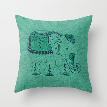 Royal Throw Pillow by rskinner1122