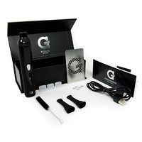 The G Pro Herbal Vaporizer in Black