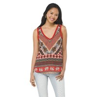 Tribal Printed Tank - Xhilaration®