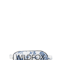 Wildfox Couture WF Eye Mask in English Toile