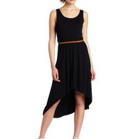 Design History Women`s High Low Detail Midi Dress