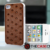 Iphone case Ice Cream Sandwich iPhone 4s and iPhone 4 Cover