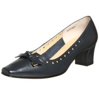 Ros Hommerson Women`s Bono Pump,Navy Kid,6.5 W US