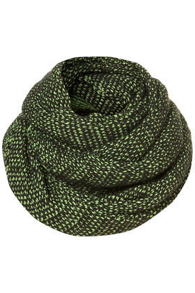 Fluro Knit Snood - New In This Week  - New In