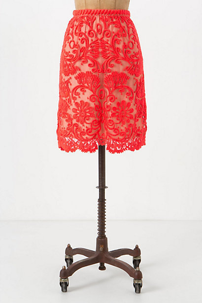 Sunblaze Lace Skirt