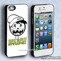 Zombie Neff Brains iPhone 5 or 5S Case