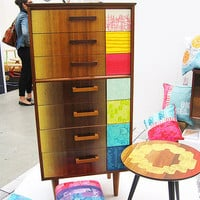 Quirky Margate Drawers Are An Upcycled Furniture Frankenstein | Inhabitat - Green Design Will Save the World