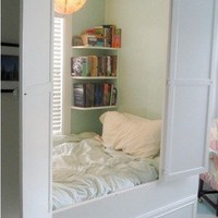 reading nook