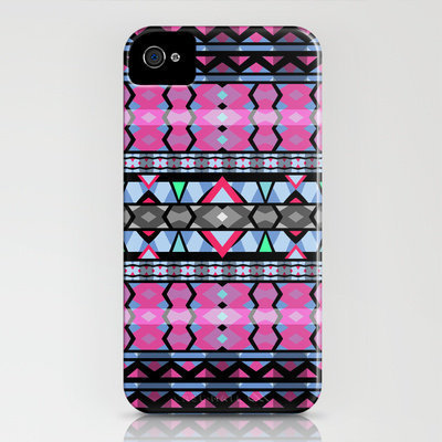 Mix #86 iPhone Case by Ornaart | Society6