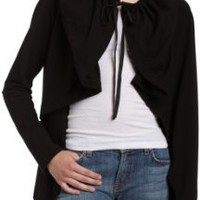 ABS by Allen Schwartz Women`s French Terry Paparazzi Jacket